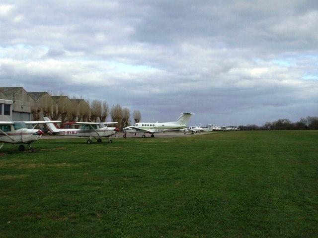 Stapleford Abbotts aerodrome