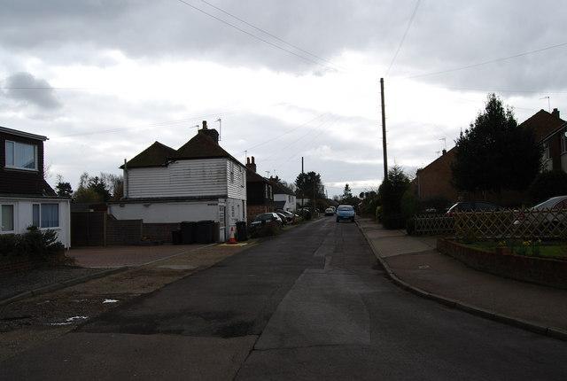 School Lane, Blean