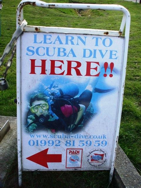 Learn to Scuba Dive........ Abridge