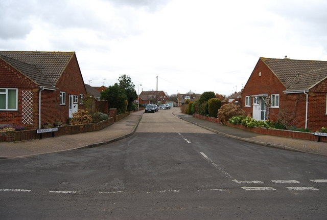 Trueman Close, Blean