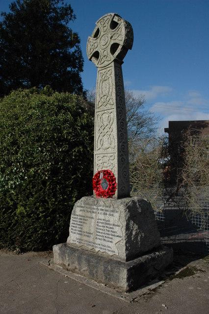 Llangrove War Memorial