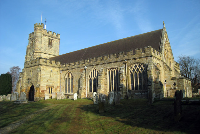 St Laurence's Church, The Moor, Hawkhurst, Kent