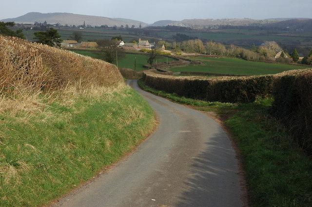 Road to Ruxton Green