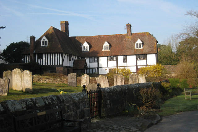 The Chantry, The Moor, Hawkhurst, Kent
