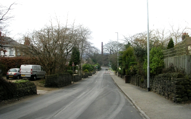 Green Lane - Harrogate Road