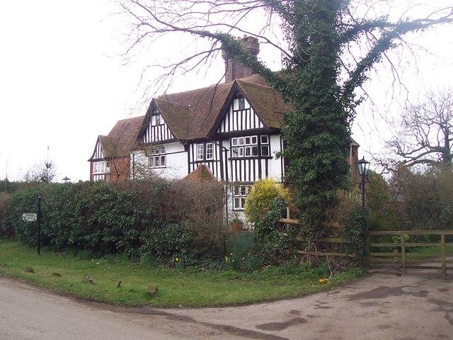 Bishop's Farm House