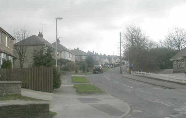 Hill Crescent - Harrogate Road
