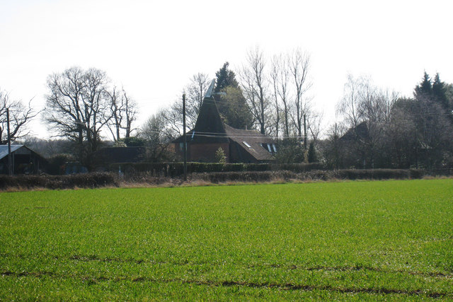 Coleham Green Oast, Woodchurch, Kent
