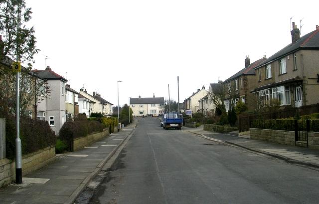 Second Avenue - Hill Crescent