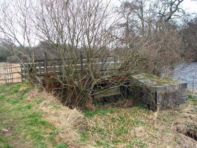 Mill Race Lock