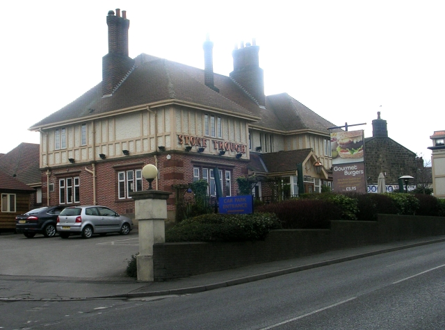 Stone Trough - Harrogate Road