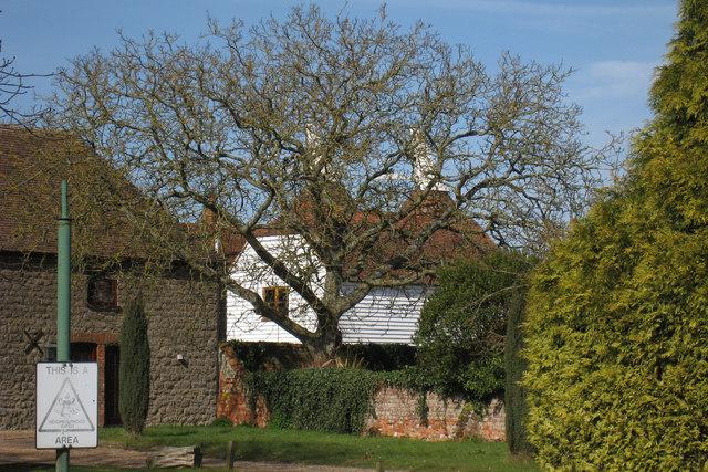 Oast House, Lodge Place, Ashford Road, Great Chart, Kent