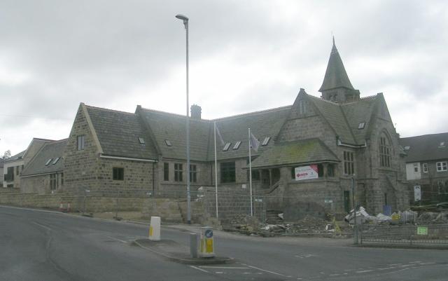 Former School - Batter Lane