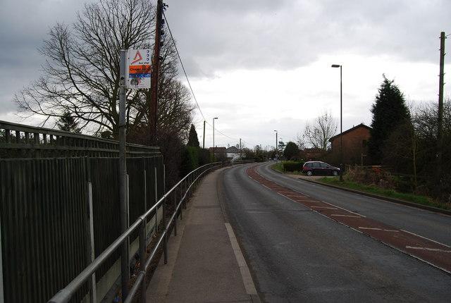 Bus Stop, Blean Common (A290)