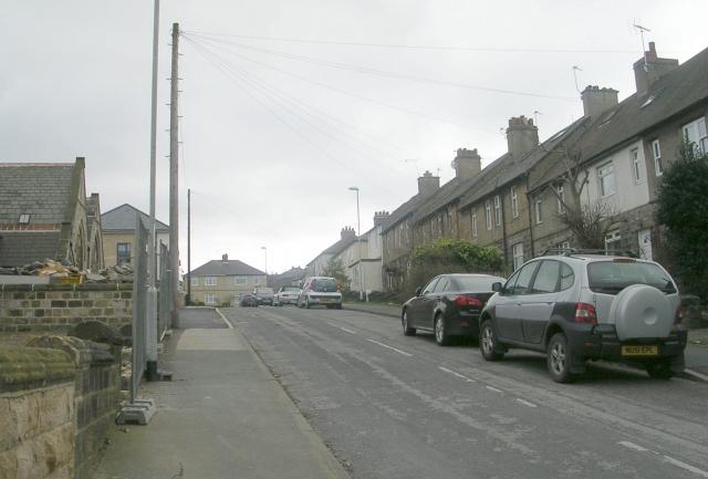 Park View Terrace - Harrogate Road