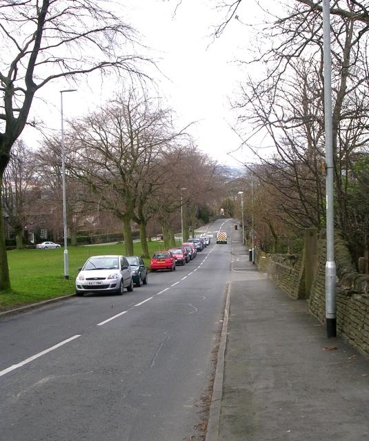 Quakers Lane - Harrogate Road