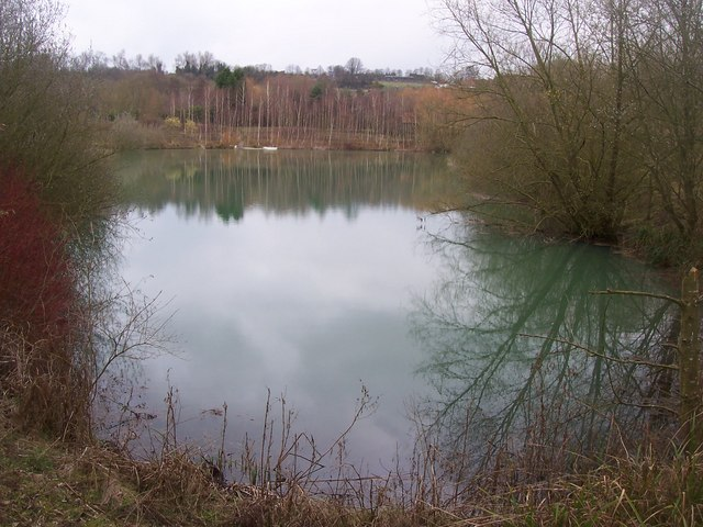 Reservoir in Heronden