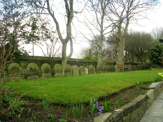 Quaker Burial Ground - Quakers Lane