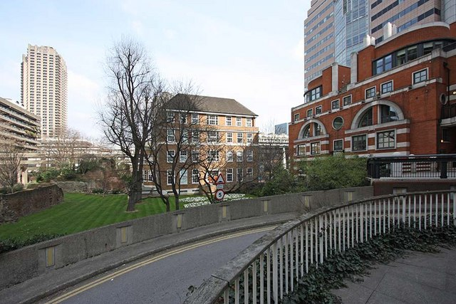 A view from London Wall