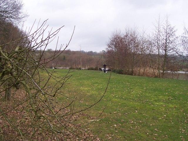 Orchard into Fishing Lake