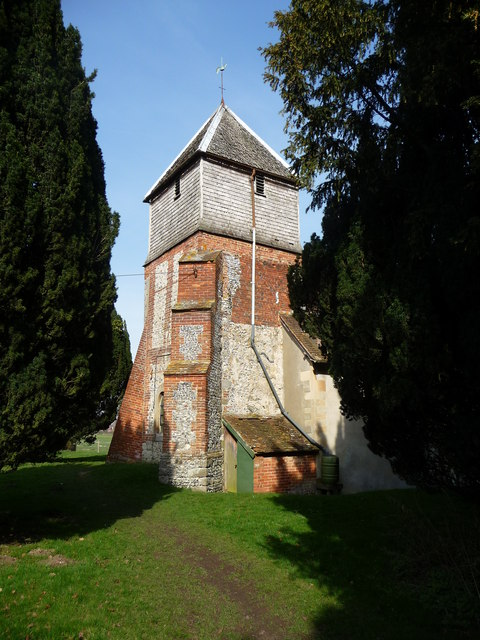 Greywell Church