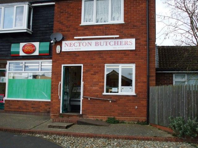 Necton Butchers, Necton