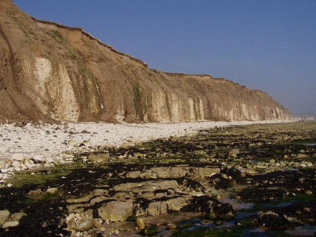 Sewerby Cliffs