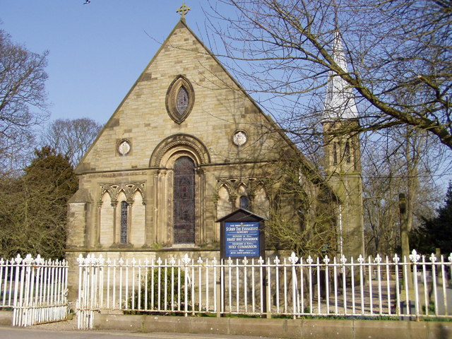 St John the Evangelist Parish Church