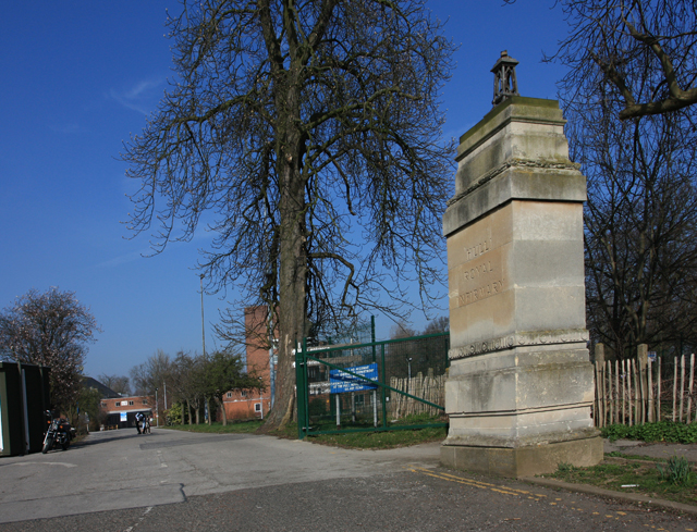 Princess Royal Hospital - entrance