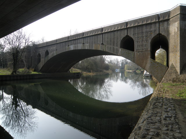 Wansford bridge