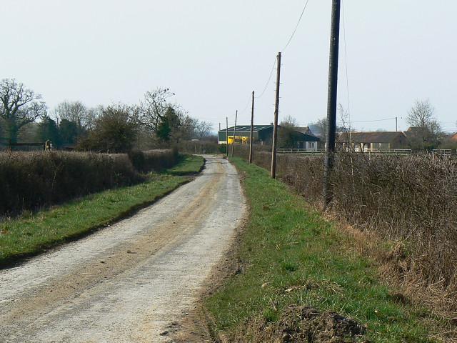Olivemead Lane, Dauntsey