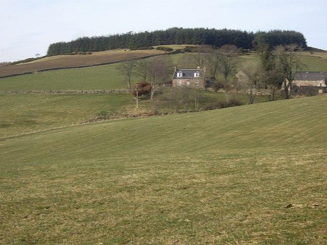 Tillyching farmhouse