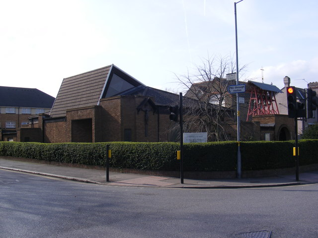 St.Mary & St.Ethelburga Catholic Church,Linton Road,  Barking