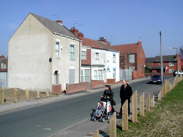 Newington Street, Hull