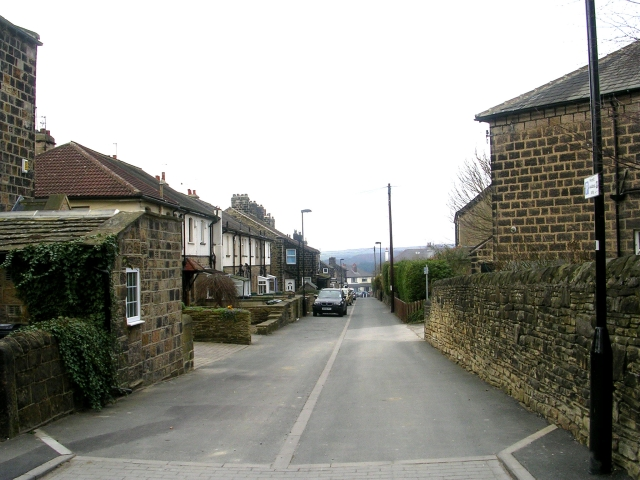 Gladstone Road - Park Road