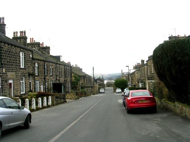 Derby Road - Park Road