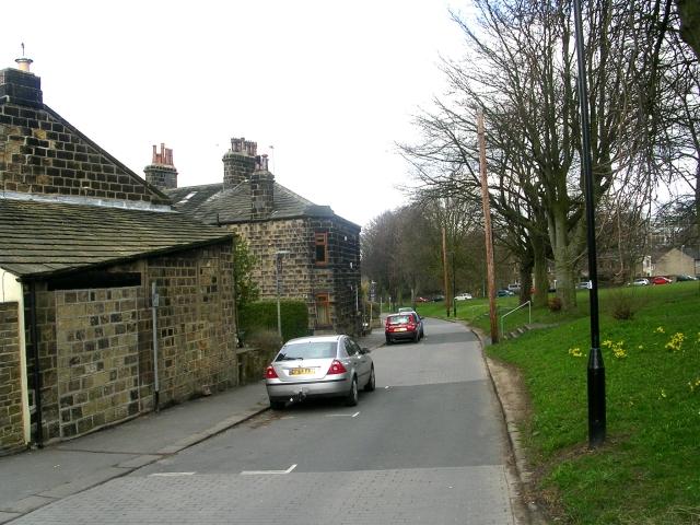 Park Road - Harrogate Road