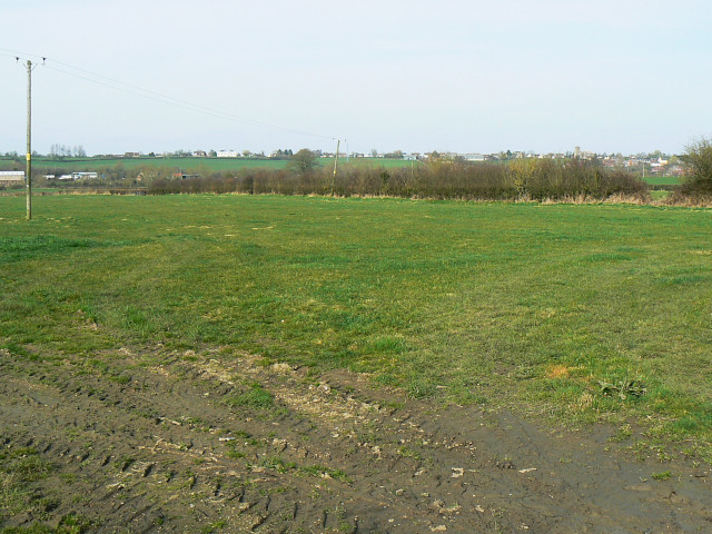 Field near Crew's House, near Brinkworth