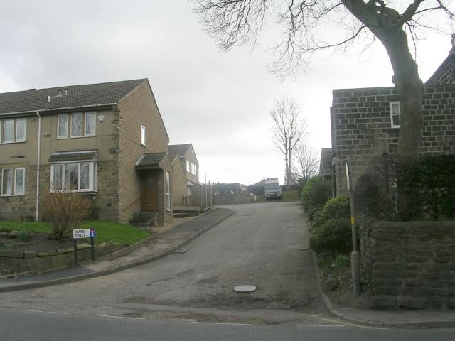 Chapel Street - Harrogate Road