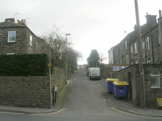 James Street - Harrogate Road