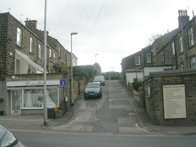 George Street - Harrogate Road