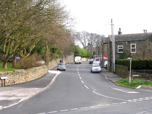 Over Lane - Leeds Road