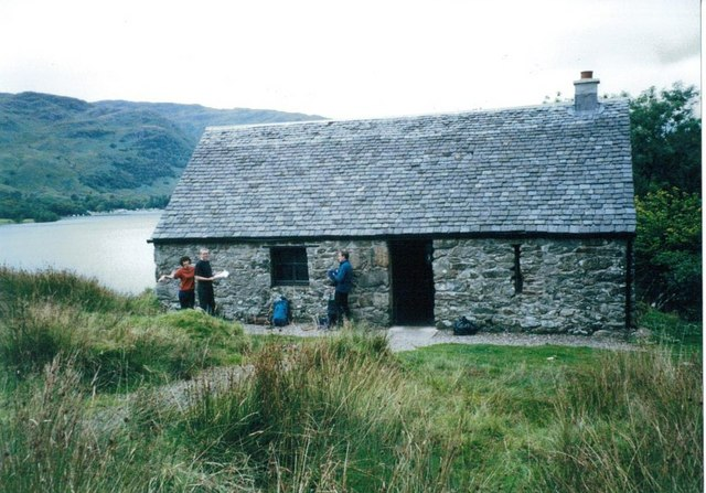 Doune Byre on the West Highland Way