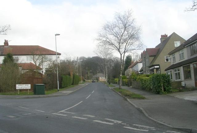 Emmott Drive - Carr Lane