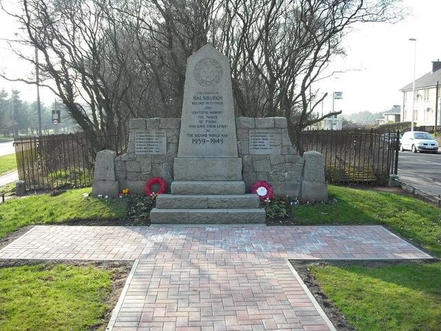 Salsburgh War Memorial
