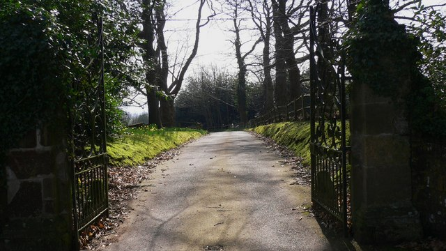 Gateway to Lodsworth House