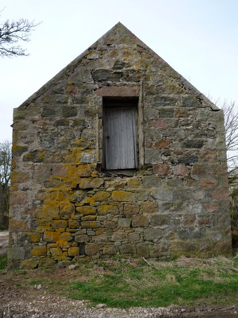 Mill of Kinmuck Steading