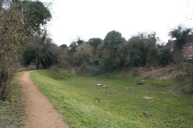 The Wantage spur