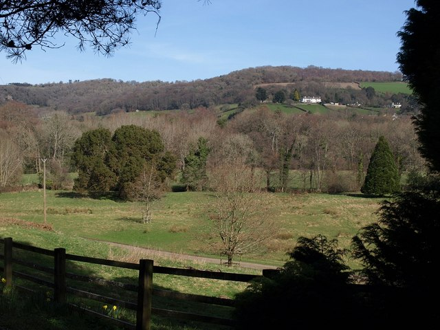 Bovey valley at Parke