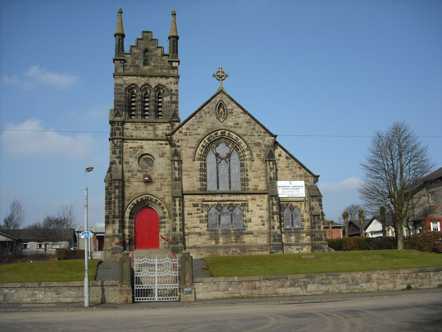 Caldercruix and Longriggend Parish Church